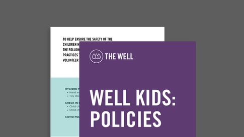 POLICIES: Keeping Your Kids Safe