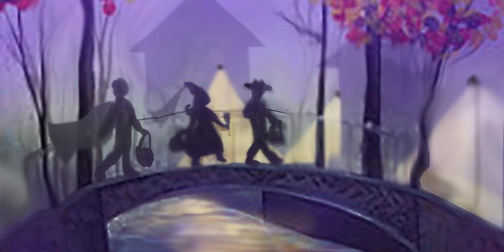 Canvas Acrylic Paint 1pm 10/23