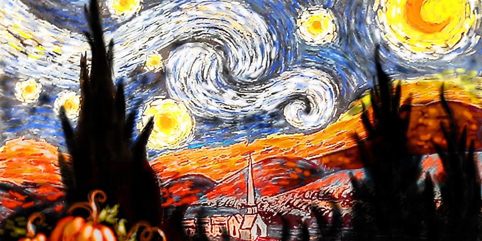 Starry Pumpkin 10/24 11-1