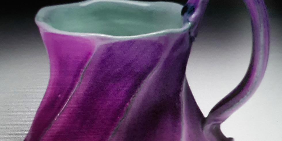 Hand Build a mug12/14  12-2pm