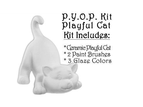 PYOP Playful Cat