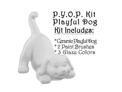 PYOP Playful Dog