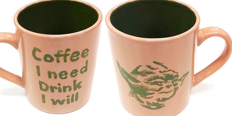 P.Y.O.P. Star Wars Coffee Cup