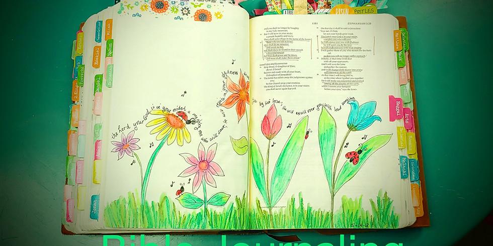 4/16, 6-8 Bible Journaling Page