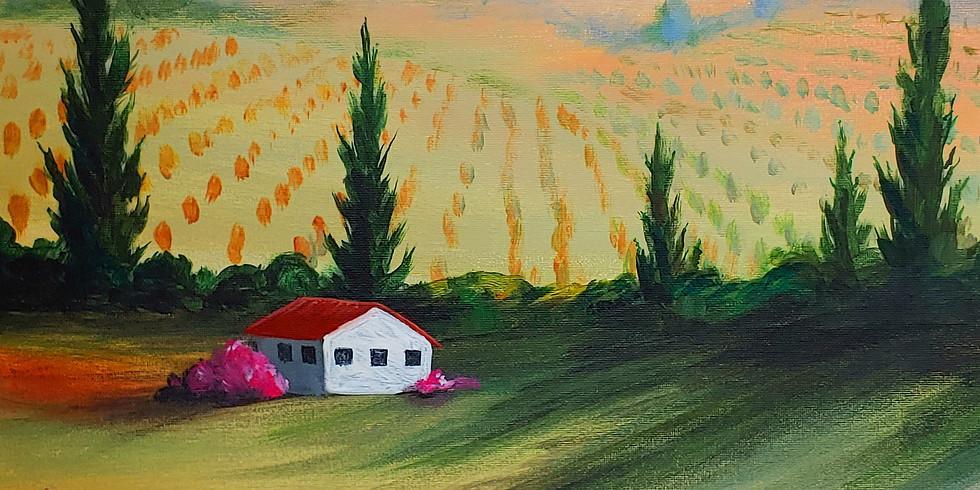 Tuscan Vineyard 11/7  11-1
