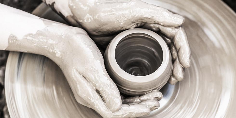 PotteryMon.3wk.6:30-8:30 Mar 9th,16th,23th