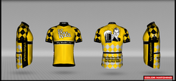 Black and Yellow Sleeves