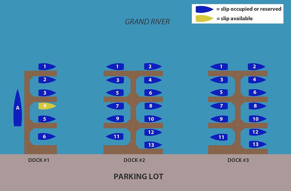 grand haven boat slips diagram may1221.j