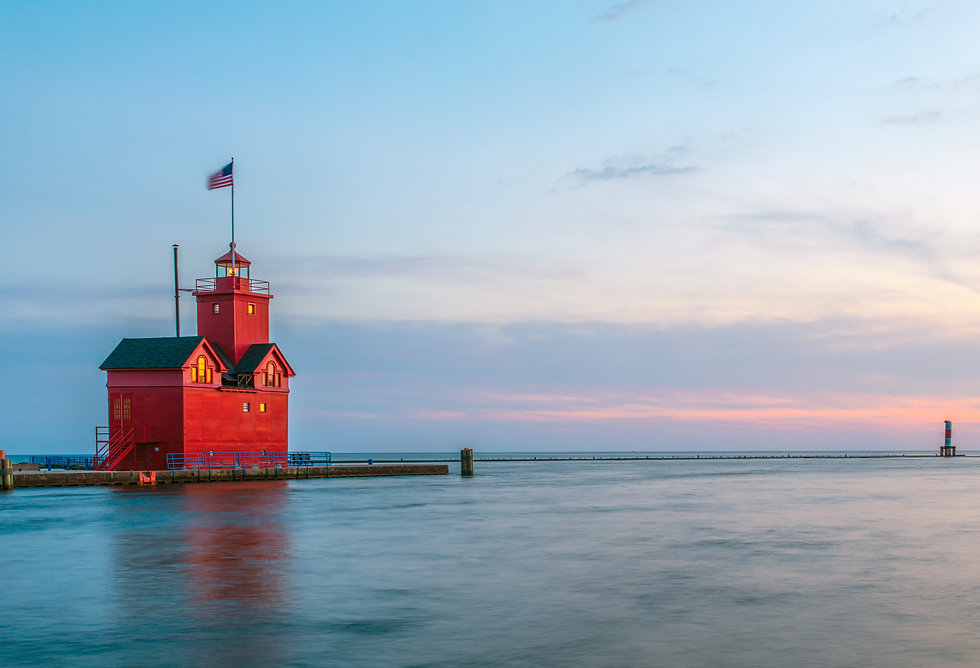 Big Red Lighthouse | Joanne Wolf Small MSW LCSW-C Social Worker | Therapy Services | Author