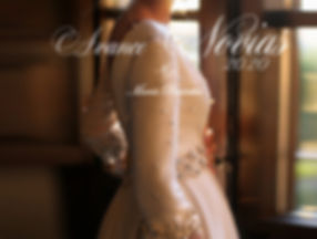 Vestido de Novia de María Picaretta