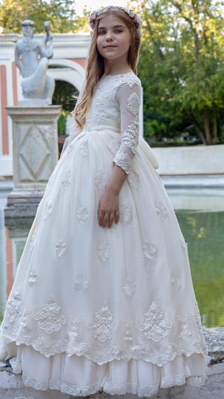 Vestido de Comunión Marita Rialg