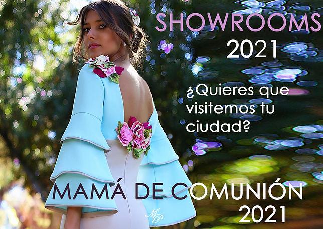 ShowRooms de María Picaretta