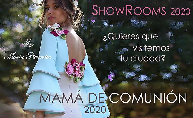 ShowRooms María Picaretta