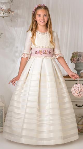 Vestido de Comunión Ave María