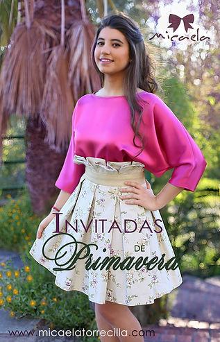 Vestidos para Invitadas de Primavera