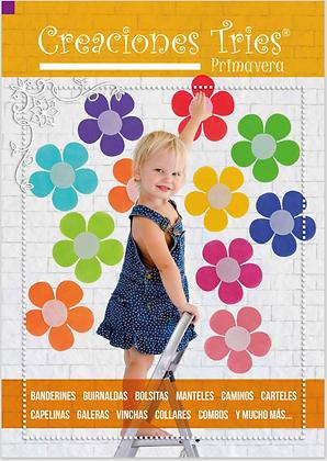 Catalogo primavera Creaciones Tries