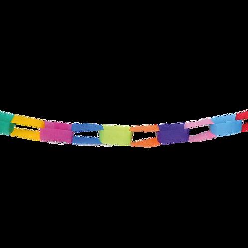 Guirnalda Cadena Multicolor