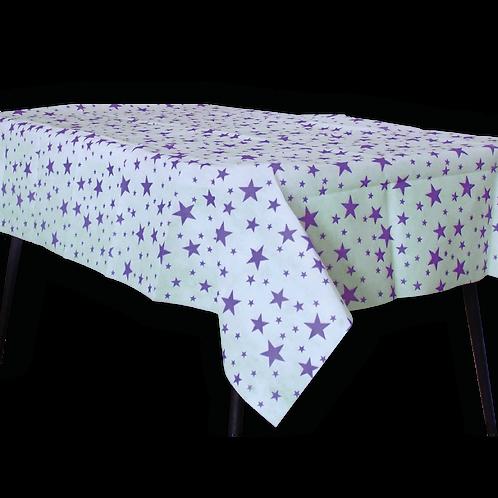 Mantel Estrellas Violeta