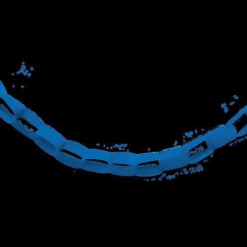 Guirnalda Cadena Azul