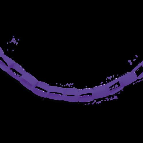 Guirnalda Cadena Violeta