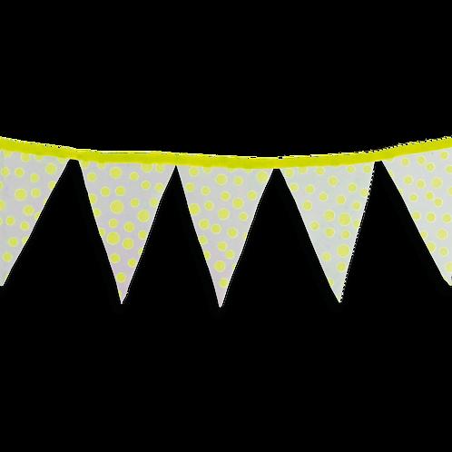 Banderín Fluo Lunar Amarillo x1