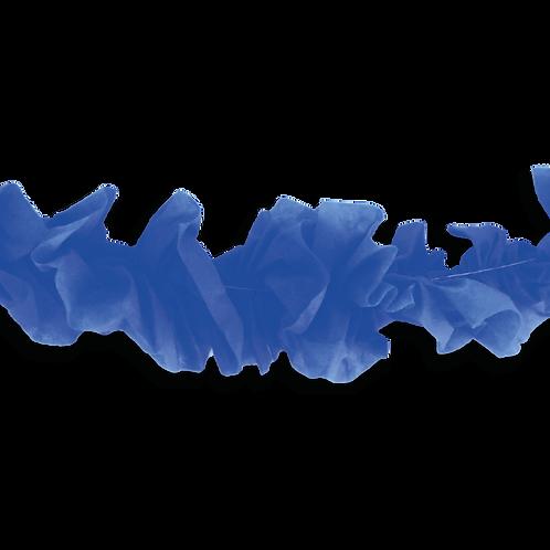 Guirnalda Hawaiana Lisa Azul 3 mts. X1