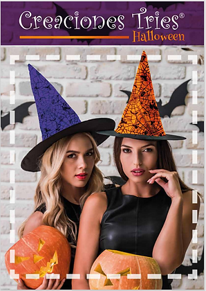 Catalogo Halloween Creaciones Tries