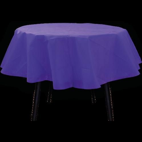 Mantel Redondo Violeta