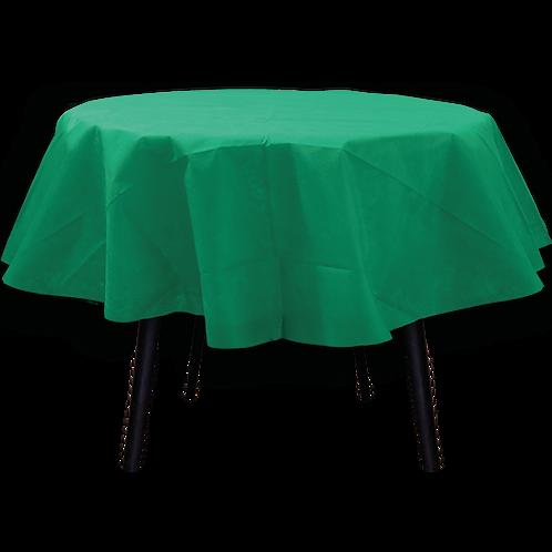 Mantel Redondo Verde
