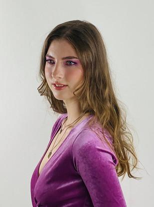 Smoke lilac makeup  Amazing Helen (@dreamhelen_)  Project: Norah Lewis (@norahlewisagency)