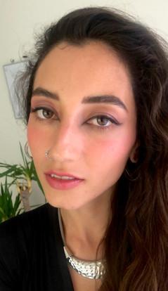 Soft cat eye makeup  Beautiful Sara (@s_ara_)   Project: Norah Lewis (@norahlewisagency)