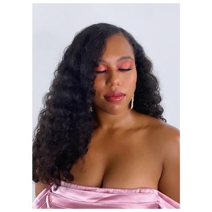 Romantic pink makeup  Stunning Tatianna (@tatiannaxsarah)  Project: Norah Lewis (@norahlewisagency)