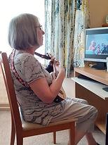 Susanne Powell playing along.jpg