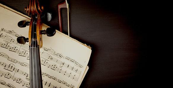 Violino sopra Sheet Music
