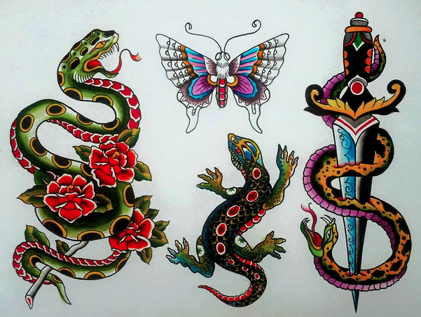 Repitles N Insects Flash Sheet