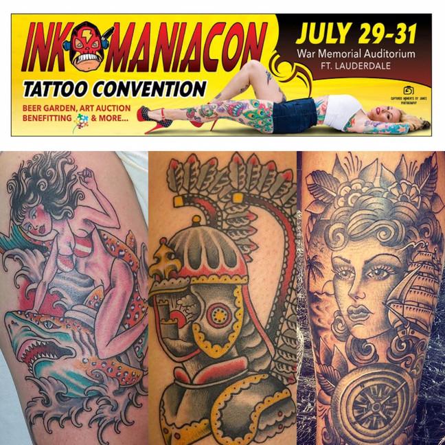 Ink Mania Con!