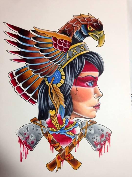 Eagle Indian Study