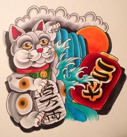 Japanese Kitten