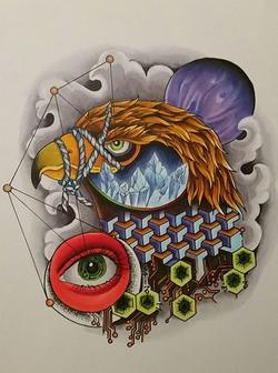 Illustrative Eagle