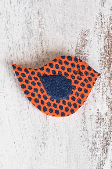 Samunnat Bird Brooches - Multiple Colours