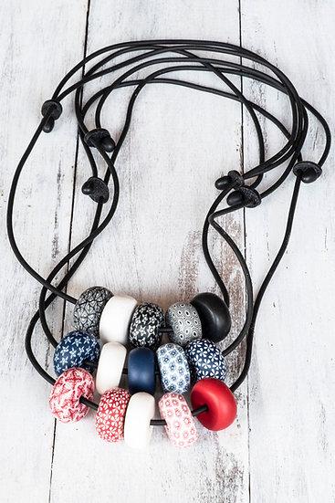 Samunnat Rondelle Necklaces