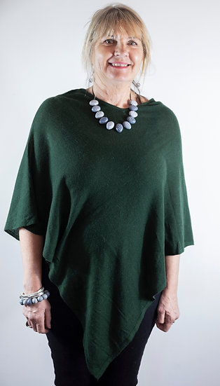 Cashmere Ponchos - Various Colours
