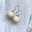 """Thumbnail: Samunnat """"Bindu Traditonal"""" single Small bead earrings"""