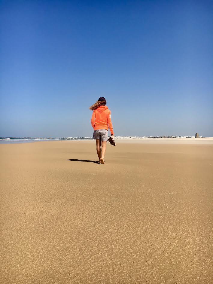 """Playa de """"El Palmar"""""""