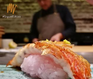 Kappo, maravillosa barra de sushi y mucho más.