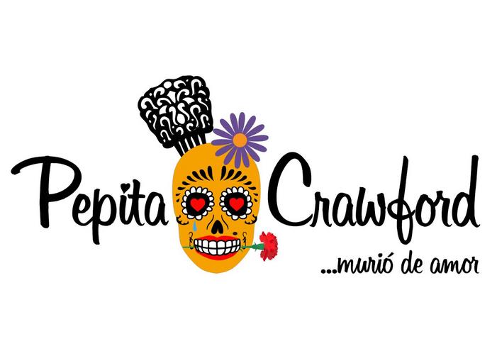 Pepita Crawford, la calavera diseña con el corazón