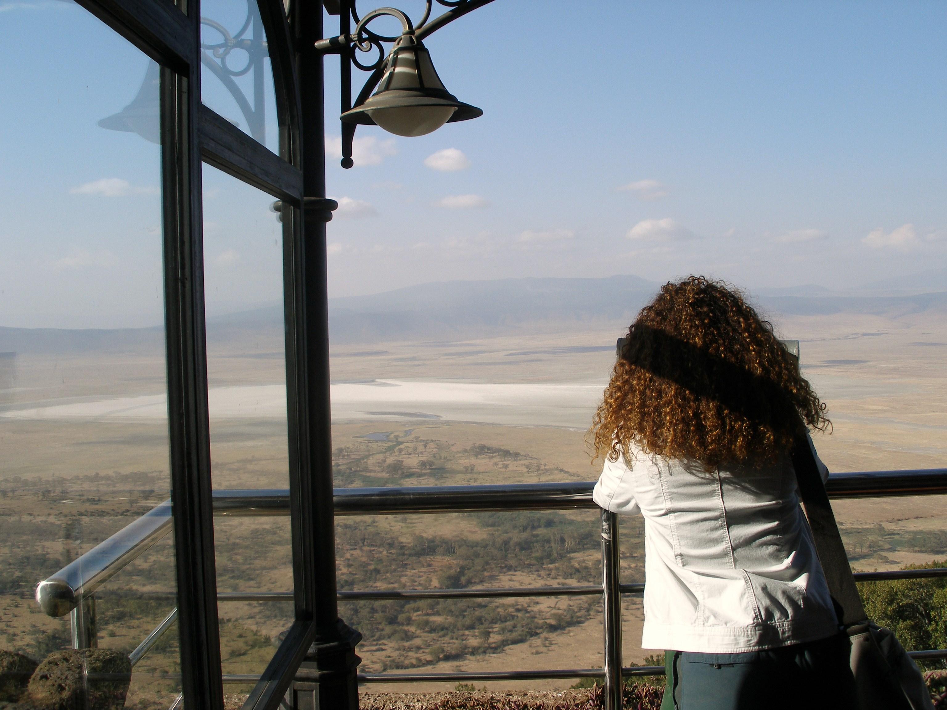 Parque Nacional Ngorongoro