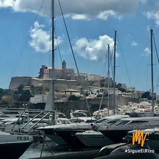 En Ibiza, colaborando con MPA361º