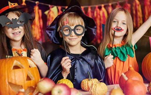 Хеллоуин - карнавал для всей семьи