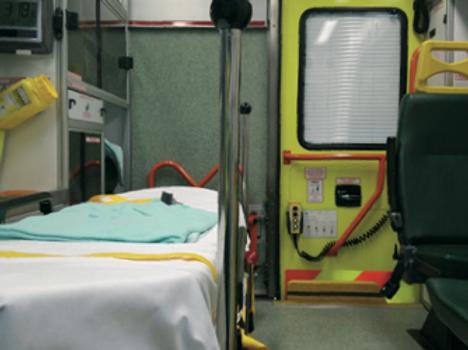 LF Disinfection for ambulances